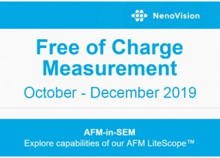 Free of Charge Measurement Fall Campaign 2019