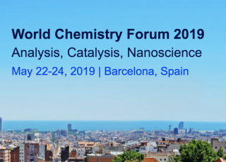 Don't miss the World Chemistry Forum 2019